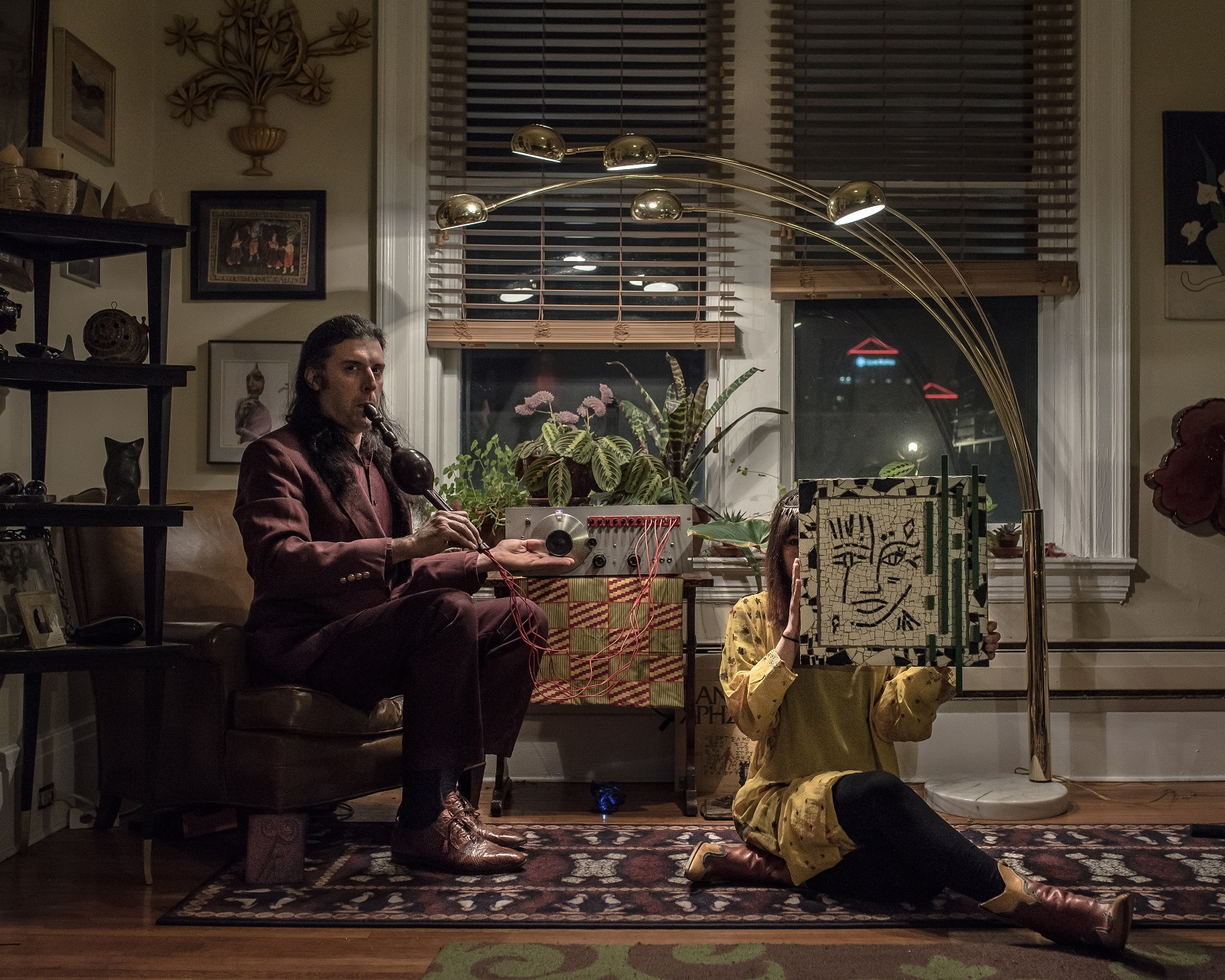 The lure of wonder: Nola Ranallo's rebirth inspires Cages' 'A