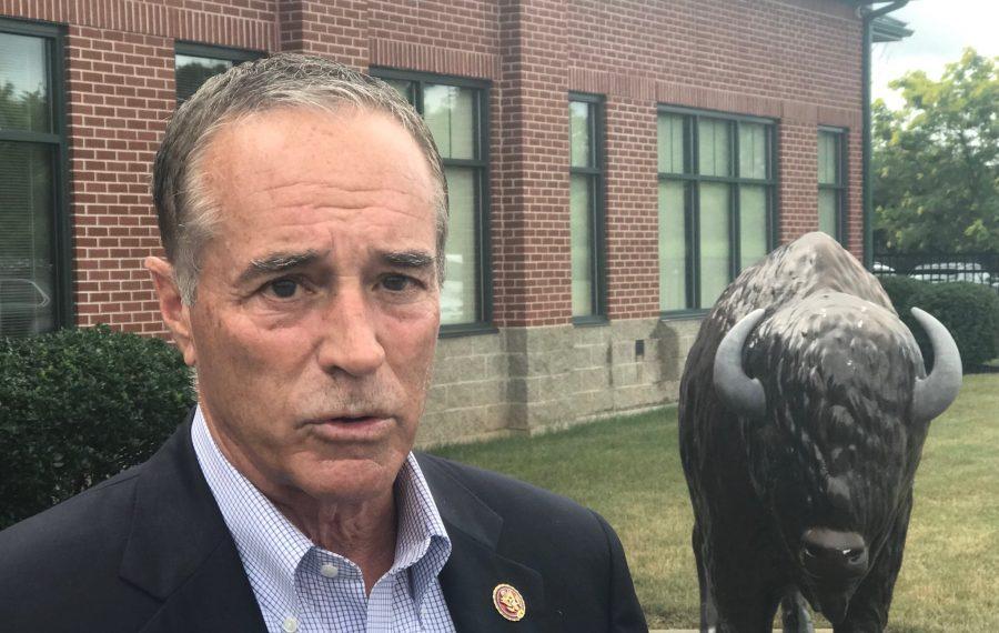 Rep. Chris Collins. (John Hickey/Buffalo News)