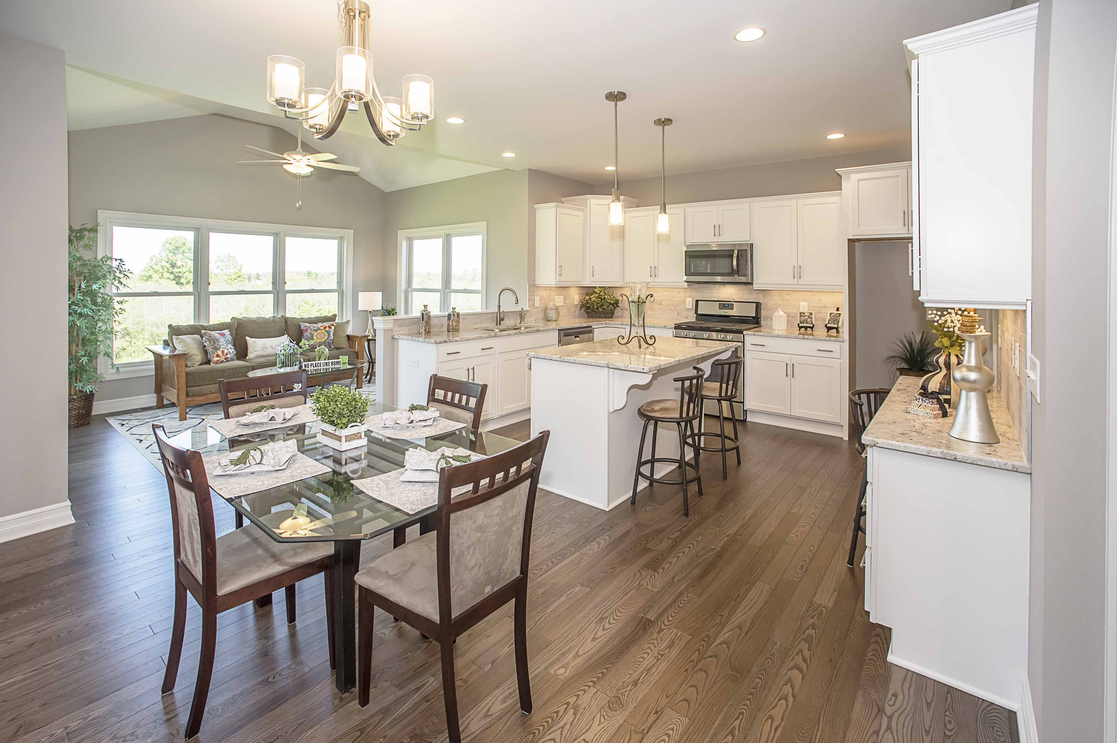 Es Homes shows its timeless 'Weston' model in Orchard Park on home garden design, home greenhouse design, home orchard fruit tree, home orchard irrigation system, home orchard plan, home winery design, home fruit orchard layout, home aquaponics design, home virginia design,