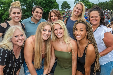 The long sold-out Earth, Wind & Fire concert on Tuesday, July 16, 2019, took over Artpark on a summer night. See who managed to score a tough ticket.