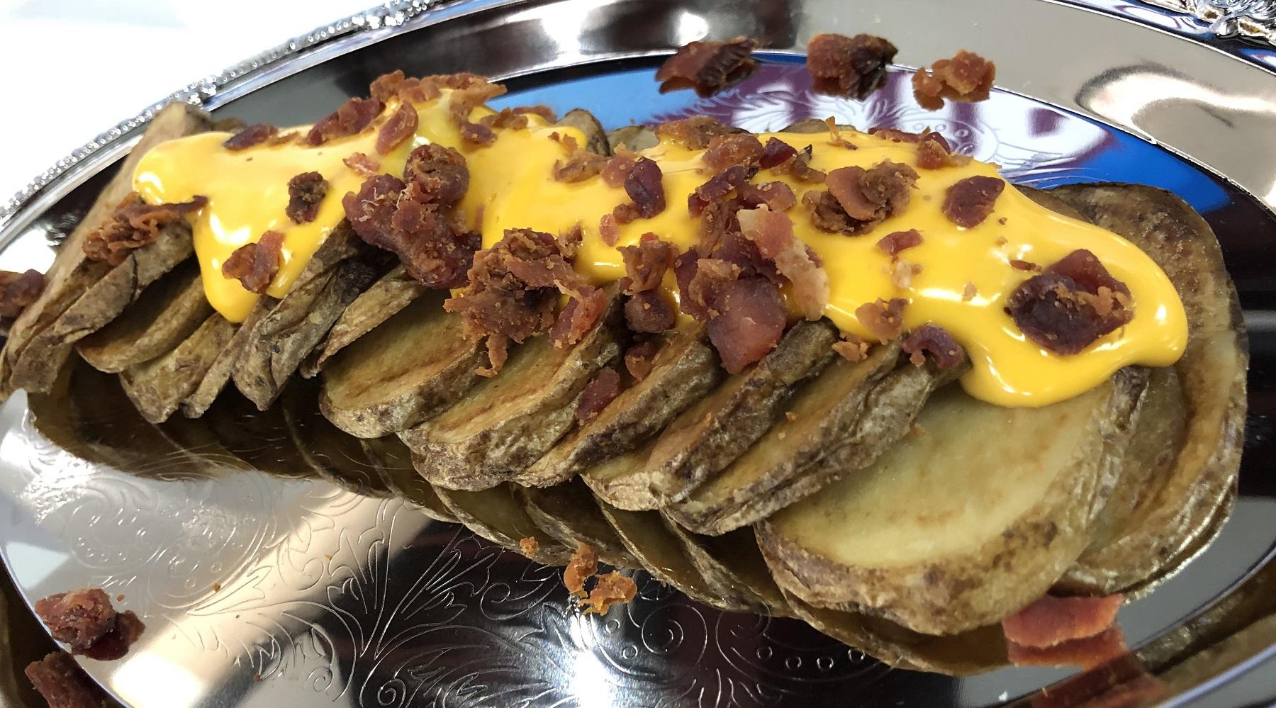 New Erie County Fair Foods Potato Butts Avocado Chocolate
