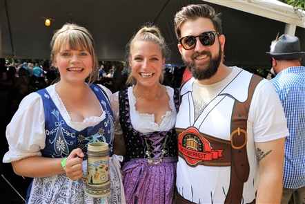 One of summer's most fun cultural parties, Waldfest, benefited the Spring Garden Association and Edelweiss Buffalo on Sunday, July 21, 2019. See who enjoyed beer, live music by the German-American Musicians and The Auslanders, and a remote hangout.