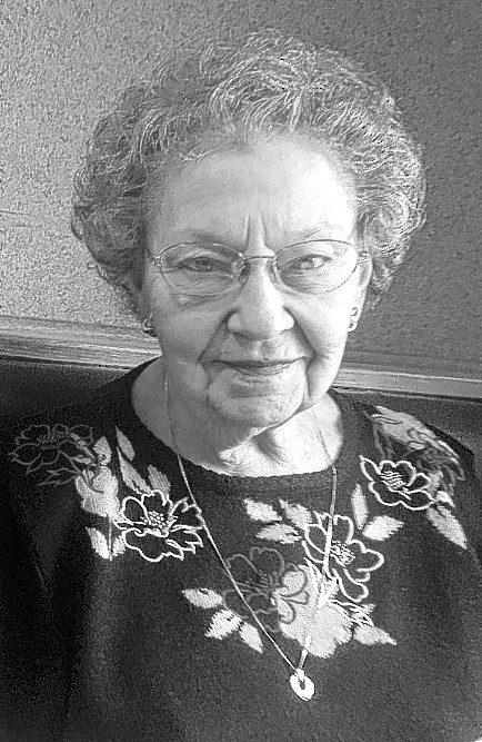 HOFFMAN, Dorothy Rose (Skierski)