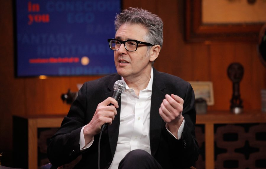 Ira Glass will be at the Chautauqua Institution on July 20. (Getty Images)