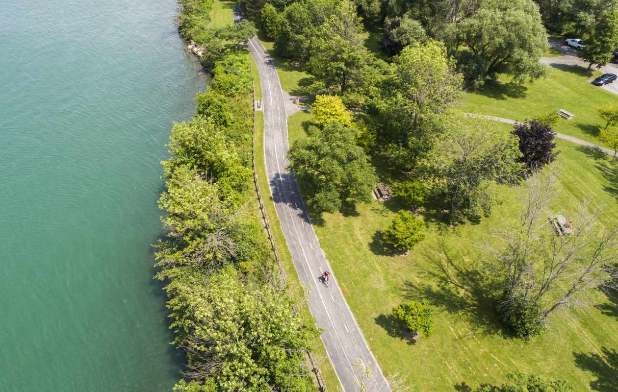Body pulled from Niagara River in City of Tonawanda