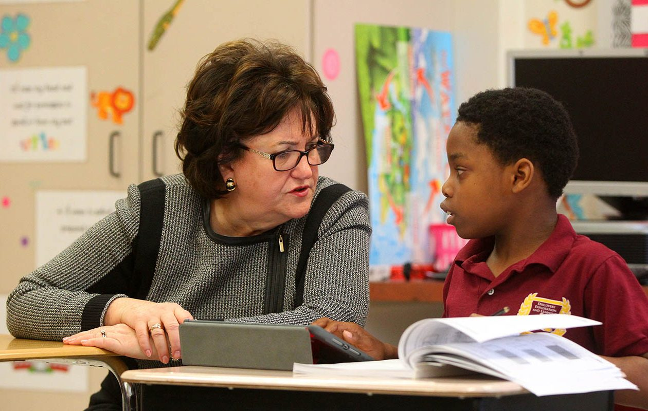 State ed chief made Buffalo a priority, starting with Kriner Cash
