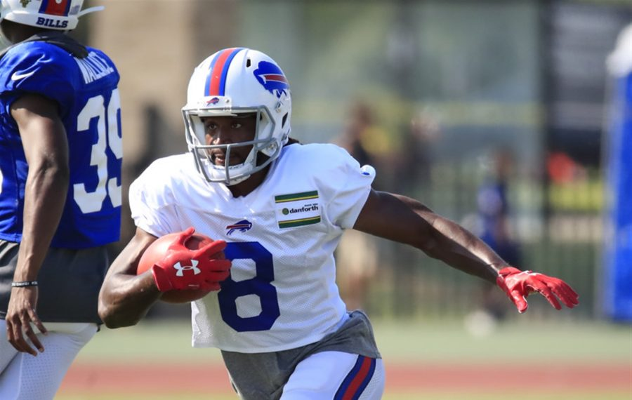 Bills receiver Andre Roberts was an All-Pro last year with the New York Jets as a kick returner. (Harry Scull Jr./Buffalo News file photo)