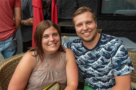 Soho Buffalo, which has changed its mission a few times in its two-decade history, celebrated 20 years with a bash on Wednesday, July 17, 2019, featuring live music from Vitamin D and Vin DeRosa, plus hors d'oeuvres and drinks.