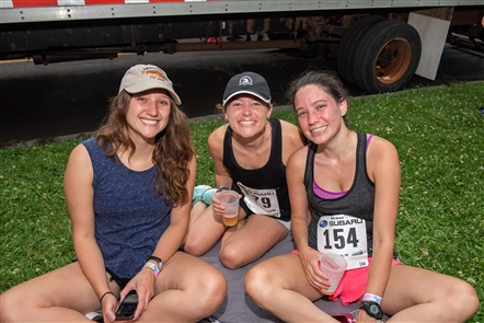 Dubbed Elmwood's social running event of the summer, the Subaru 4-Mile Chase took place on Friday, July 19, 2019 at Bidwell Parkway. Proceeds benefit the ECMC Foundation and the Police Athletic League.