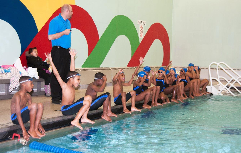 Coaching the swimming divide away | Buffalo Magazine