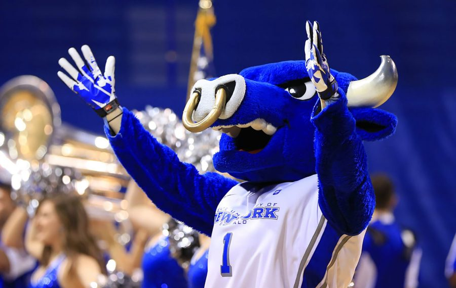 UB's athletic expenses for 2017-18 amounted to $40.7 million. (Harry Scull Jr./News file photo)