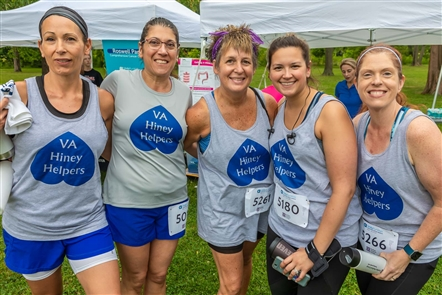 The Buffalo Undy Run, which supports the Colon Cancer Alliance and is split into two race options and a walk, was held on Saturday, July 20, 2019, in Delaware Park, by Colvin Avenue and Amherst Street. See who took part and showed off their complimentary underwear.