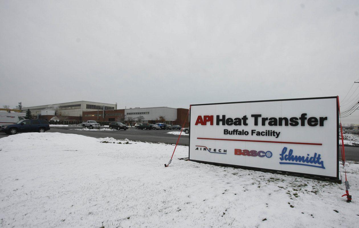 API Heat Transfer names new CEO