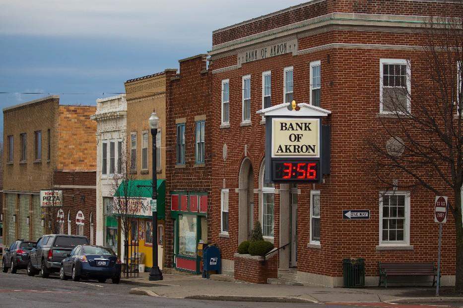 Bank of Akron identifies planned Wilson branch