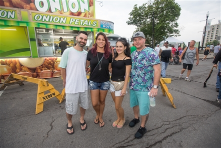 Eight-day Canal Fest of the Tonawandas began to hit its peak on Friday, July 19, 2019, by the Erie Canal and Sweeney Street where North Tonawanda and the Town of Tonawanda meet. See who enjoyed the live music, vendors and carnival atmosphere.