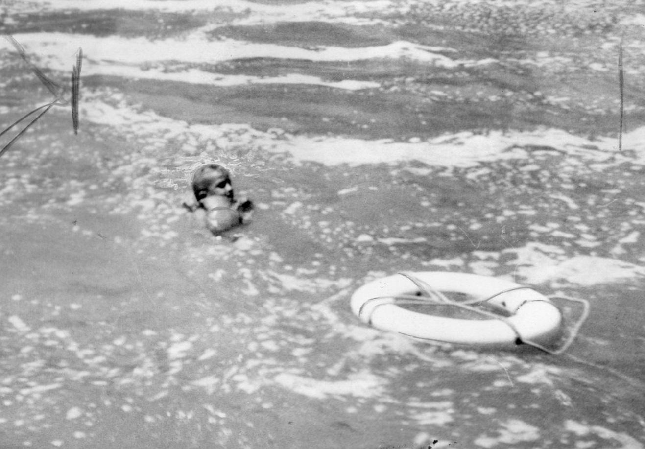Survivor of plunge over Niagara at age 7 recalls terror at the brink