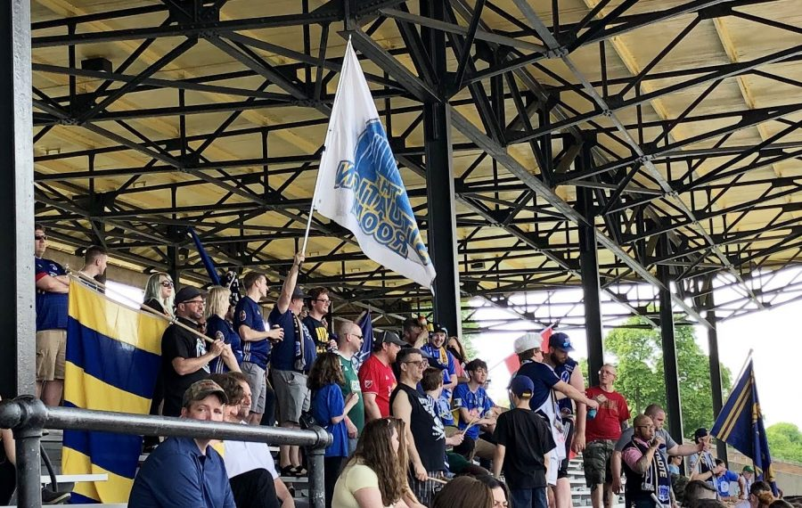 If FC Buffalo joins the new NPSL spring/fall league, then there could be more home games at All High Stadium in 2020. (Ben Tsujimoto/News file photo)