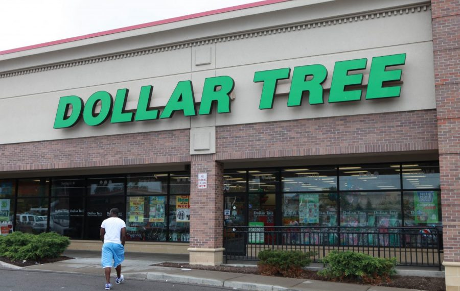 The Dollar Tree is expanding. (Sharon Cantillon/News file photo)