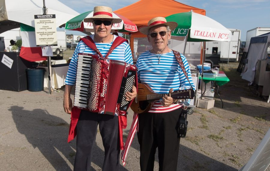 It's Italian Festival weekend once again, but there are a bunch of changes for 2019. (Chuck Alaimo/Special to The News)