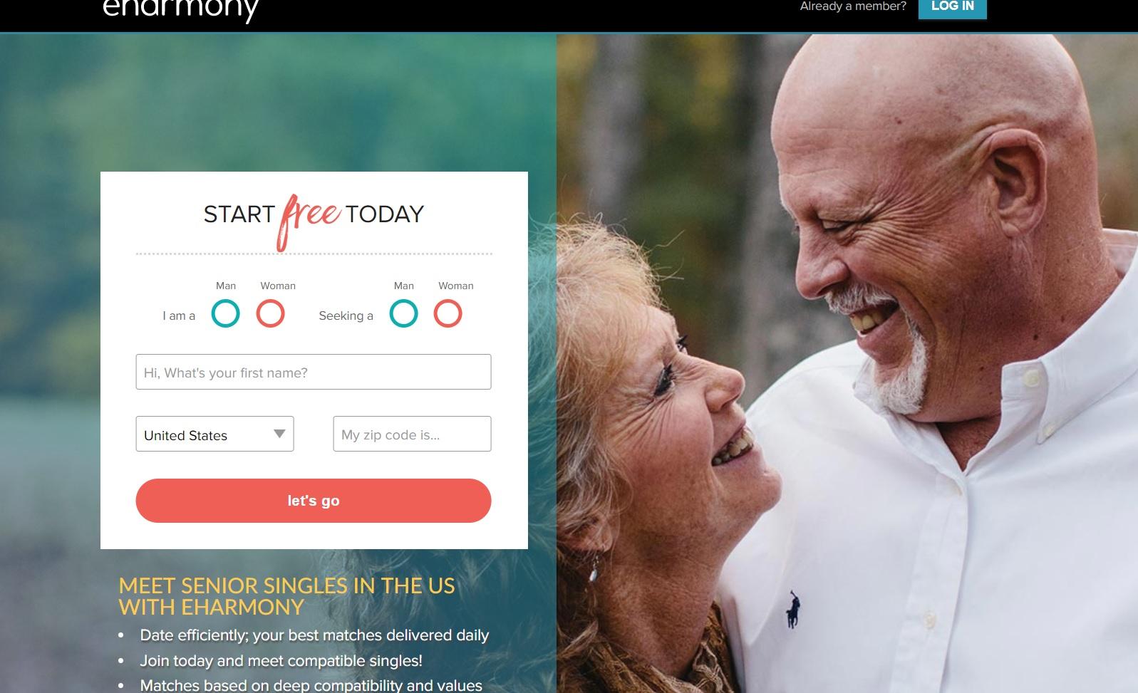 eHarmony dating online grekiska gratis dejtingsajter