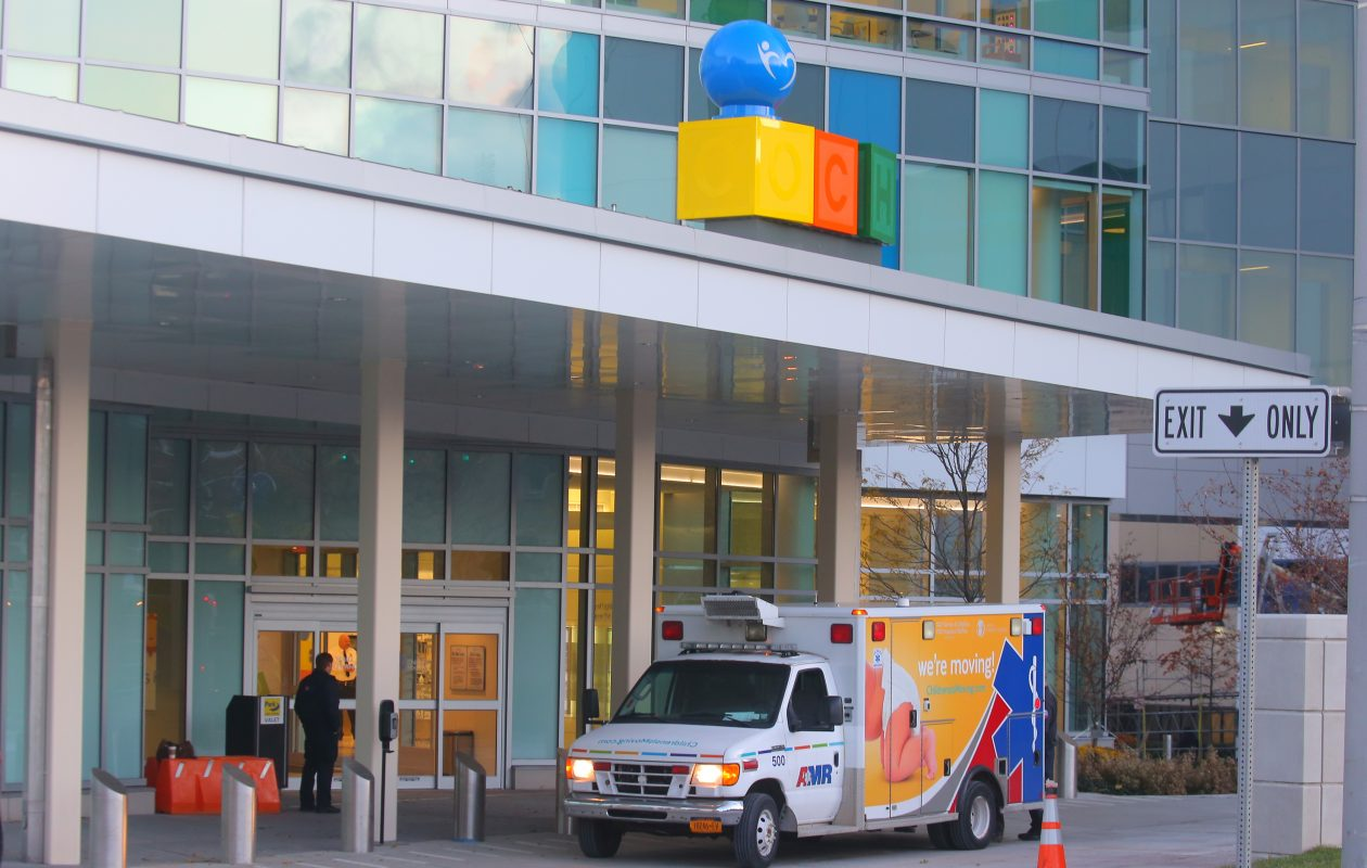 Kaleida Health has reached a tentative deal with three unions. (News file photo)