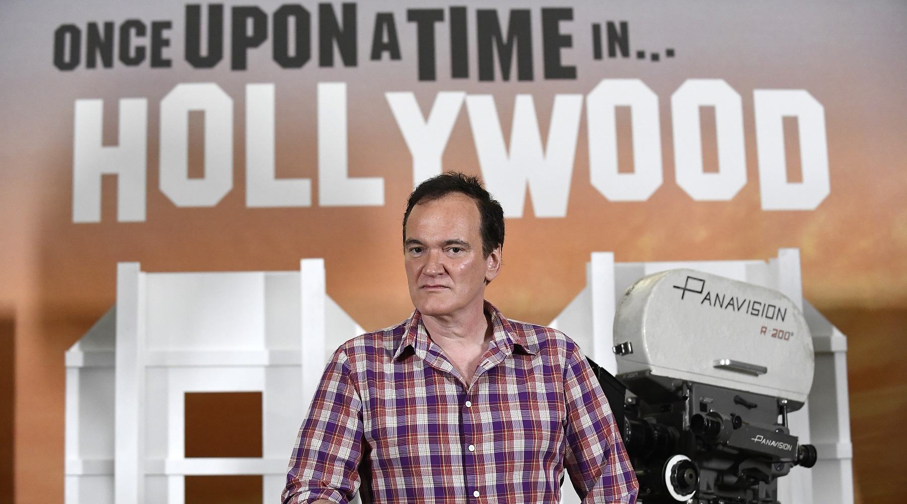 Angie Dickinson Oops jeff simon: waiting 27 years for tarantino to make 'once