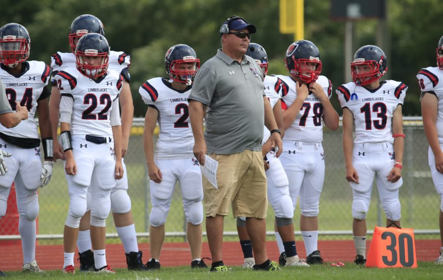 Eric Jantzi, citing family reasons, stepped down as coach of the North Tonawanda football team. Jantzi will be replaced by Rick Tomm. (News file photo)