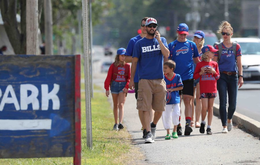 Ticket prices for Bills' home opener continue to rise