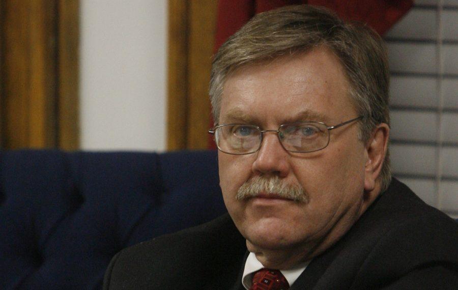 Niagara County Attorney Claude A. Joerg. (Robert Kirkham/News file photo)