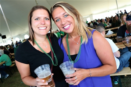 The Young Dubliners and the Drowsy Lads were among the new bands to take part in the Buffalo Irish Festival which began Friday, Aug. 23, 2019 at the Outer Harbor and carries through Sunday. See who enjoyed the authentic food, waterfront views and Irish dancers.