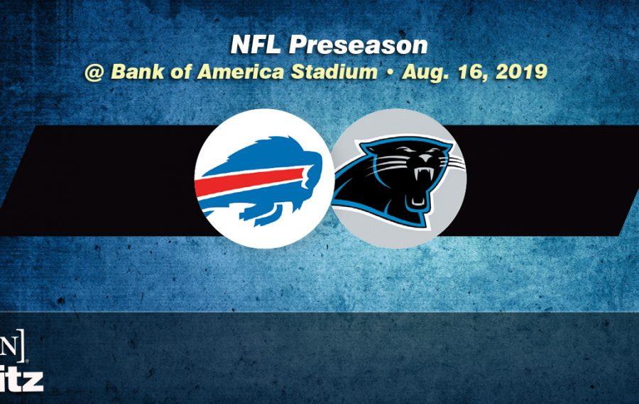 Live coverage: Buffalo Bills at Carolina Panthers