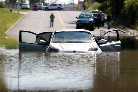 Western New York woke up Wednesday, Aug. 21, 2019, to many traffic delays and unpassable roads due to flash flooding and heavy rains in the overnight and early morning hours. Email your flooding photos to qliu@buffnews.com to be featured.