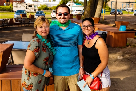 The Chamber of Commerce of the Tonawandas threw a fundraiser for ConnectLife, formerly Unyts, on Wednesday, Aug. 21, 2019 at the Shores Waterfront Restaurant on Tonawanda Island. See who enjoyed food, drinks and live music by the Knight Crew.
