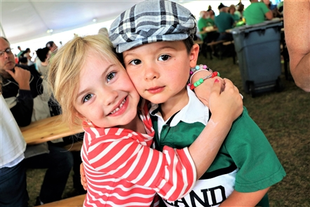 The Young Dubliners and the Drowsy Lads were among the new bands to take part in the Buffalo Irish Festival which began Friday, Aug. 23, 2019 at the Outer Harbor and carries through Sunday. See who enjoyed the authentic food, waterfront views and Irish dancers- the festival runs through Sunday.