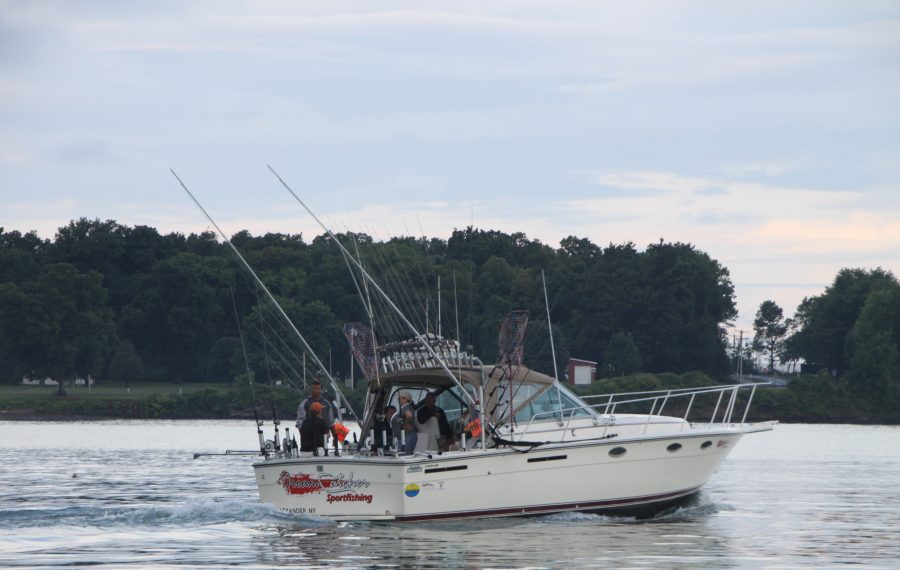 Legislation that was recently signed by Gov. Andrew Cuomo would require all boat operators to take a boating safety course within 5 years. (Bill Hilts, Jr./Buffalo News)