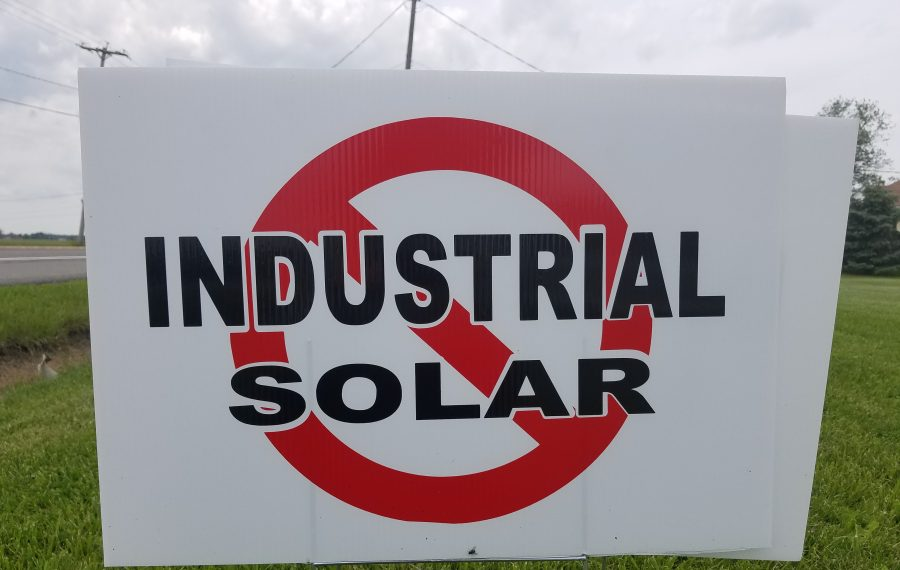 Niagara County vows: No tax breaks for solar power without cleanup bonds