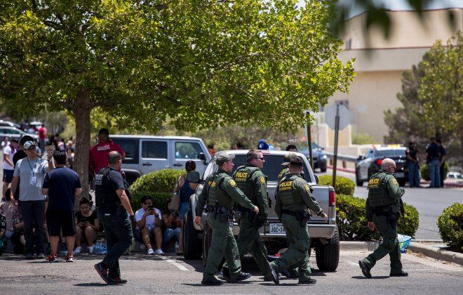 Gunman kills 20 at El Paso Walmart