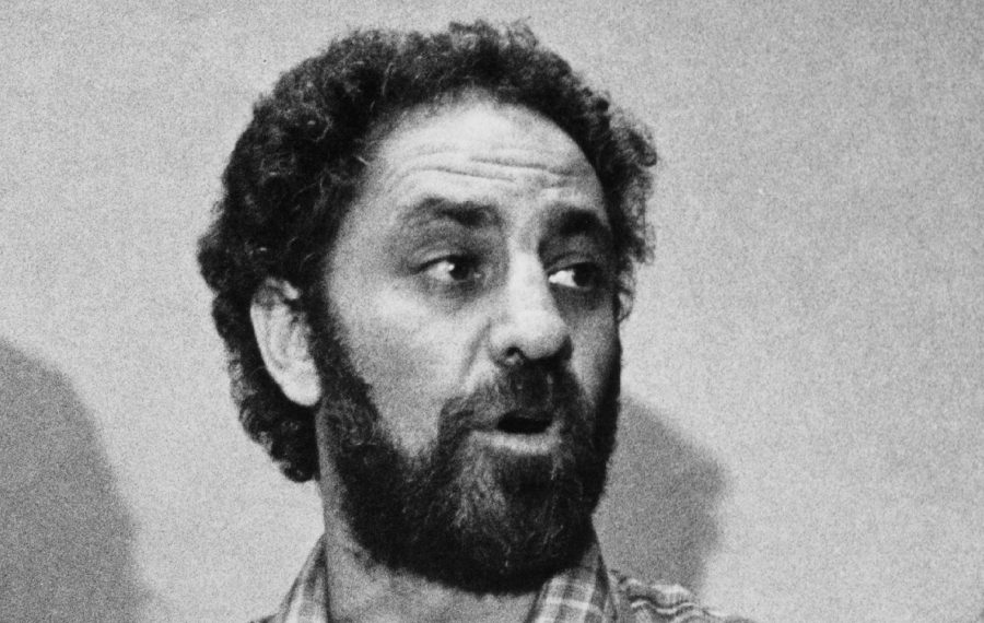 """Jeff Simon writes of Abbie Hoffman's autobiography, """"Soon to be a Major Motion Picture"""": """"It is, I've always maintained, one of the most entertaining and revealing of essential American books."""" (Keystone/Hulton Archive/Getty Images)"""