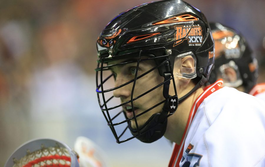 Kevin Brownell signed a two-year contract to return to the Bandits. (Harry Scull Jr./News file photo)