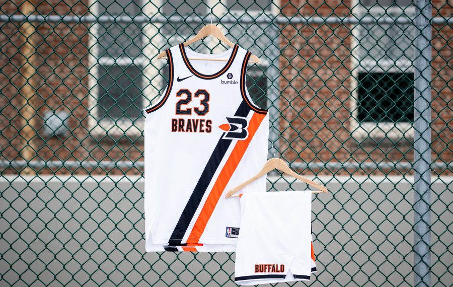 best service 4df9e 8be87 LA Clippers to wear Buffalo Braves uniforms for selected ...