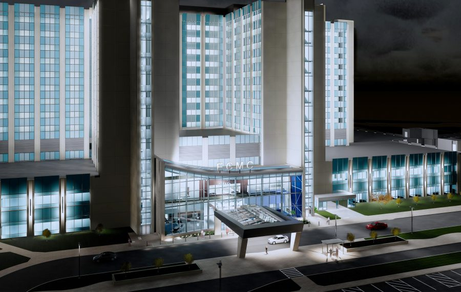 A rendering of what the refreshed ECMC will look like. (Contributed photo)
