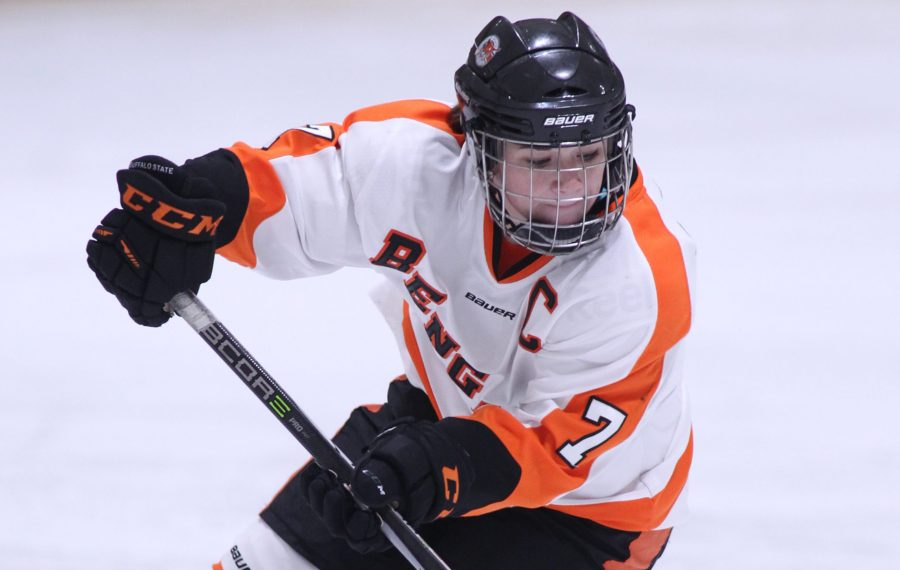 Emma Ruggiero (Photo courtesy Buffalo State)