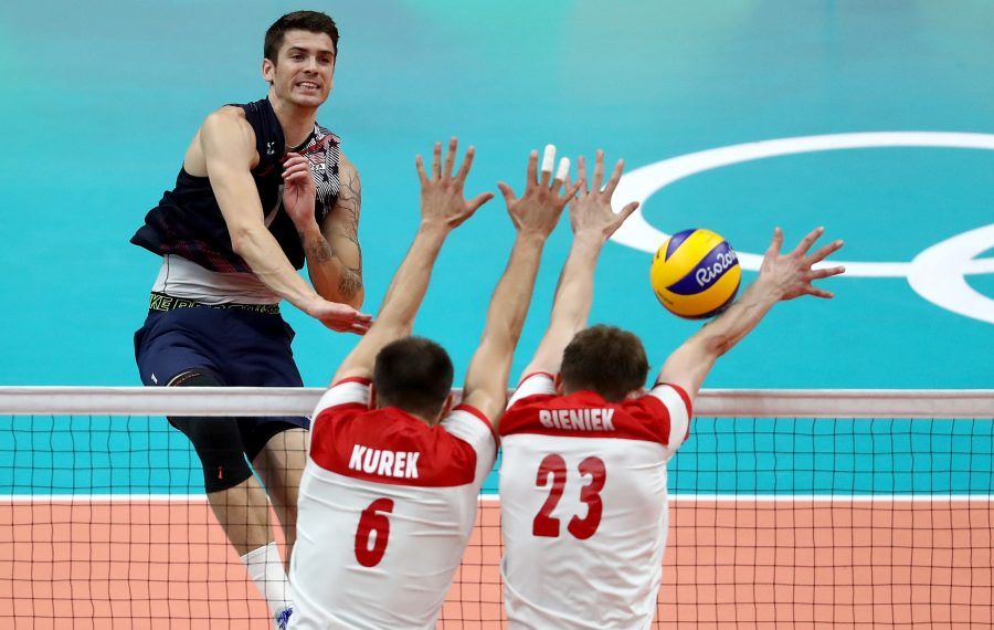 Matt Anderson (shown in 2016) has put his West Seneca home on the market. (Getty Images)