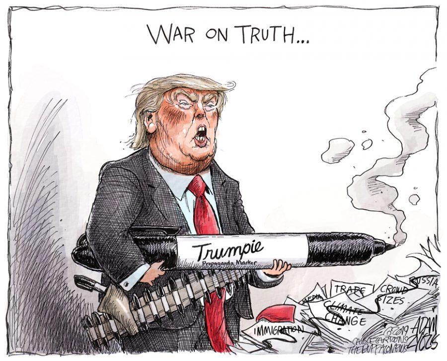 Trumpie propaganda marker: September 10, 2019