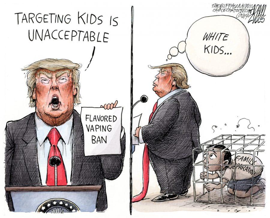 Vaping ban: September 15, 2019