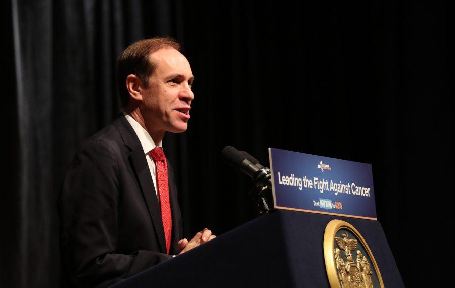 New York's health commissioner tells a Phish tale