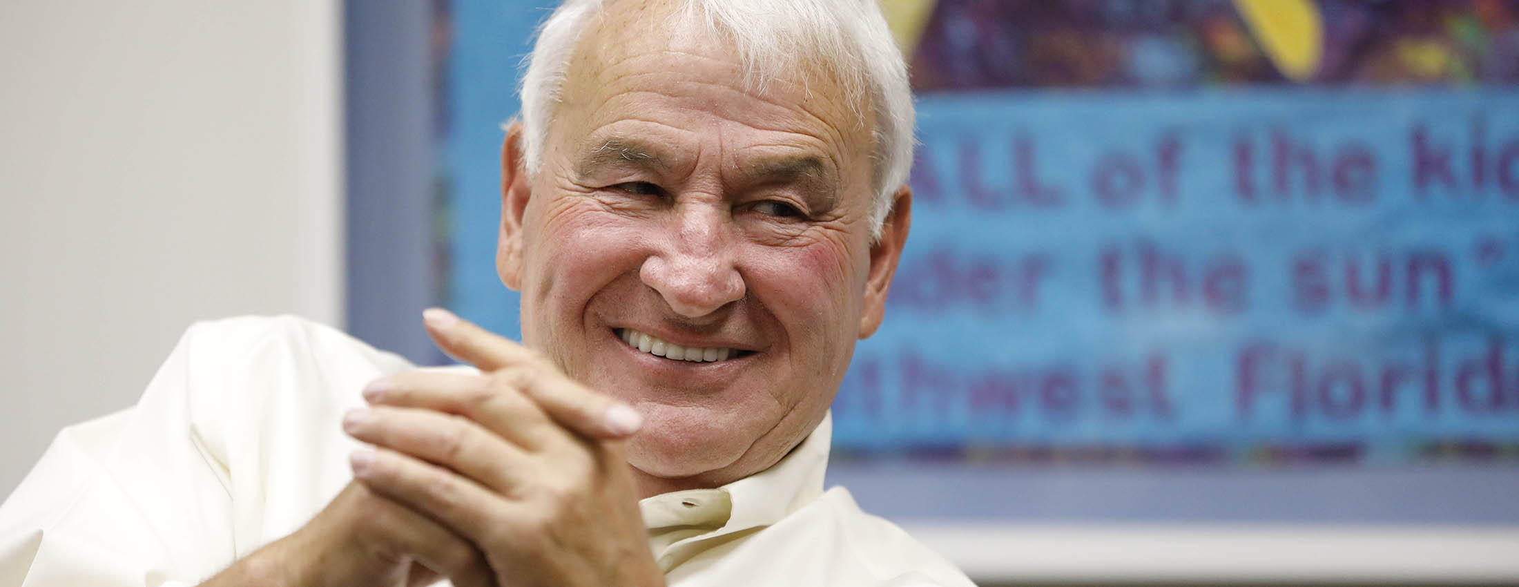 Former Buffalo Sabres owner Tom Golisano. (Derek Gee/Buffalo News)