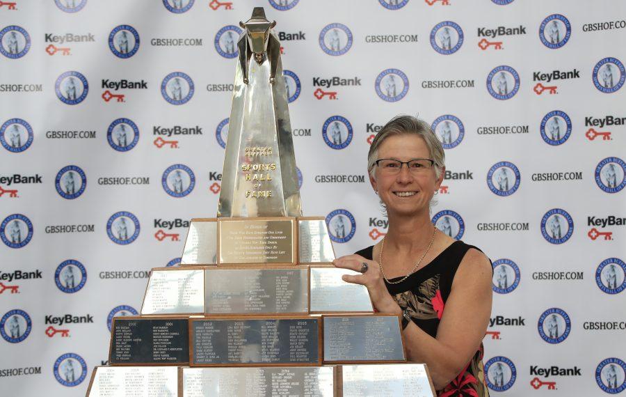 Field hockey star Barb Wachowiak became an advocate for girls sports