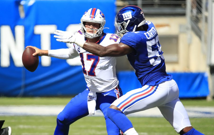 Decisive Josh Allen leads another Bills win with impressive poise
