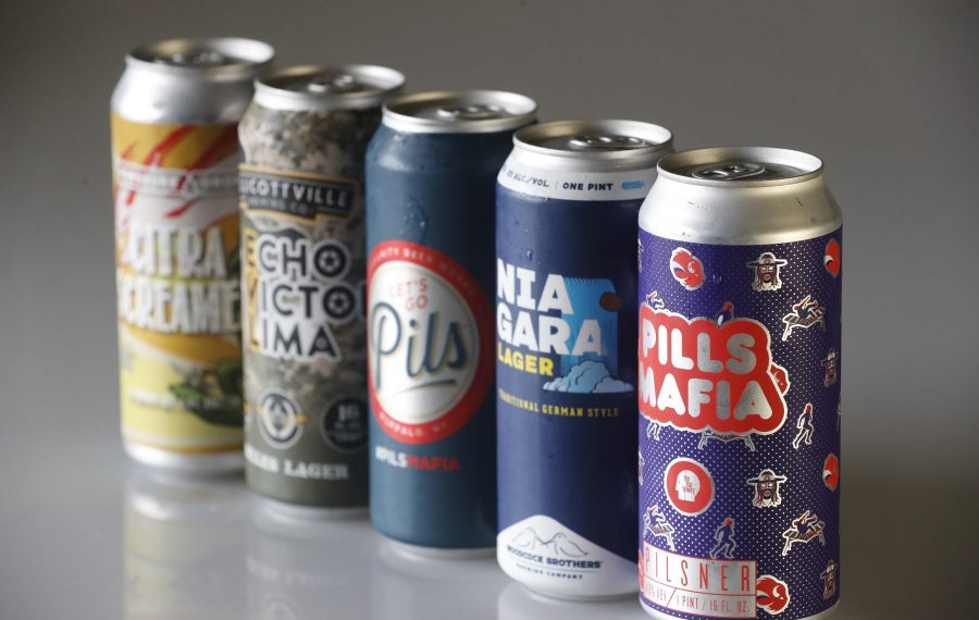 10 Buffalo beers to help circle the wagons at your next Bills tailgate